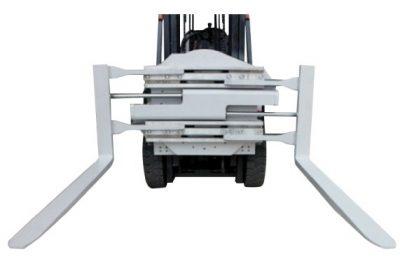 2.2ton ທີ່ບໍ່ແມ່ນ SPressifting Fork Clamps ສຳ ລັບລົດຍົກ Forklift