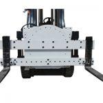 ລົດບັນທຸກ Forklift Bin Rotator