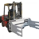 2.2ton Bale Clamp ສຳ ລັບ The 3ton Forklift