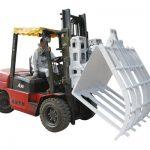 ກະເປົາສິ່ງເສດເຫຼືອທີ່ເຮັດດ້ວຍກະເບື້ອງເຄມີ Forklift ເຄມີ