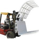 Handler Broke Handbag ລົດກະບະ Forklift