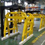 ຄຸນນະພາບສູງ Forklift Concrete Bell Type Block Clamps ສຳ ລັບຂາຍ